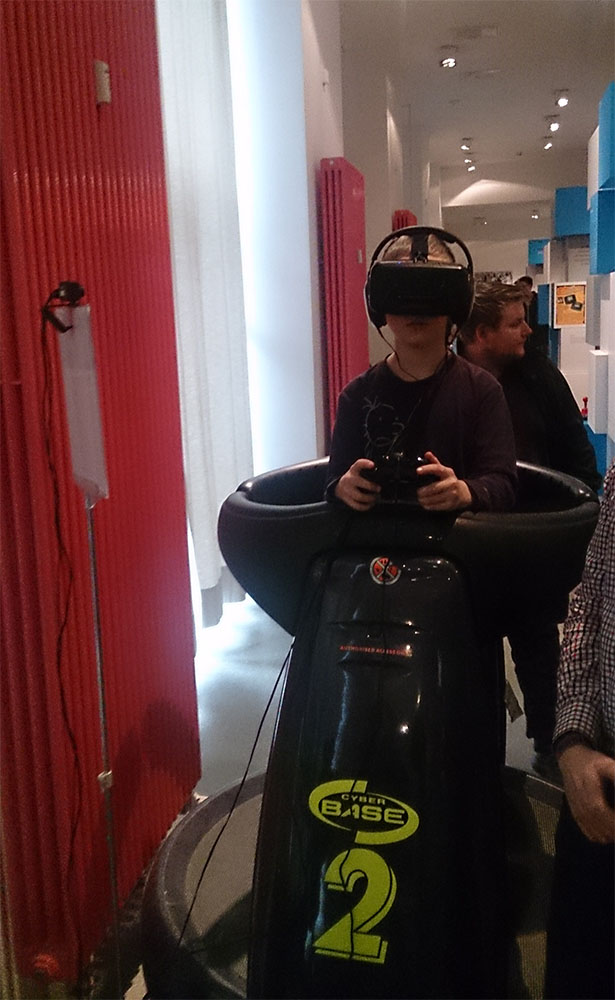 1990's VR revival at the Gamefest